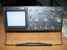 old oscilloscope Philips PM 3208 Two-channel