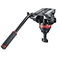 "Manfrotto MVH502A Pro Video Head 75mm Half-Ball 502HD 3/8""-16 Connection NEW!"