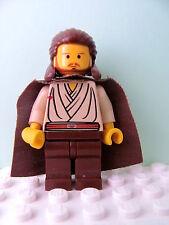 LEGO Star Wars @@ Minifig @@ sw027 @@ Qui-Gon Jinn - 7101 7121 7161 7171 7204