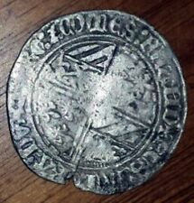 RARE Medieval Flanders Coin *Philip the Good,* The Man Who Captured Joan of Arc