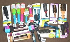 Wholesale Lot 20 CONAIR Hairbrush Combs Assorted Models - Great For Resale #01