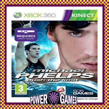 Michael Phelps Push the Limit (Kinect) (Microsoft Xbox 360) Brand New