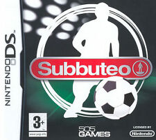 Subbuteo Nintendo DS IT IMPORT 505 GAMES
