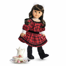 American Girl Samantha's Holiday Set BNIB Wonderful Christmas Present Beautiful