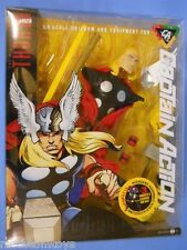 1/6 Round 2 Captain Action DELUXE MARVEL THOR w extra Mask and Hawkeye Parts