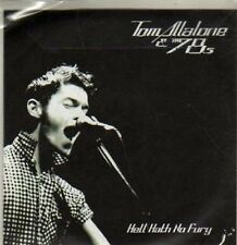 (BR715) Tom Allalone & The 78s, Hell Hath No Fury - DJ CD