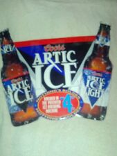 Coors Artic Ice Metal Beer Sign