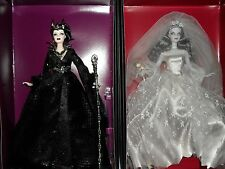 HAUNTED BEAUTY ZOMBIE BRIDE FARAWAY FOREST QUEEN OF THE DARK FOREST BARBIE DOLL