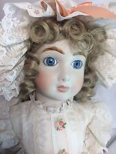 "Francine Cee 1991 LE 500 Reproduction Annabelle BIG 23"" FULL Porcelain Doll MIB"