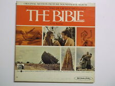 The Bible...In The Beginning (Original Motion Picture Soundtrack VINYL LP Album)