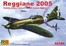 RS Models 1/72 Reggiane Re.2005 # 92194
