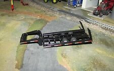 1/64 Custom 5th Wheel Tandem Axle Trailer for Sprayer/Combine Ertl SpecCast