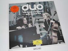 2 LP: Helene Grimaud Sol Gabetta – Duo, NEU & OVP (A5/5/13.53)