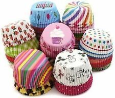 Kosh Cupcake Cups Assorted Designs - 300 pcs