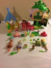 Polly Pocket Disney Tinkerbell Fairy Collection Clothes Dolls Play Sets
