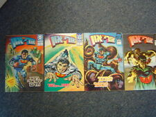 Uri-On #1-4 complete set Jewish Hebrew superhero