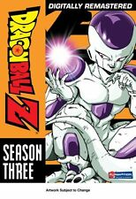 NEW Dragon Ball Z: Season 3 (Frieza Saga) (DVD)