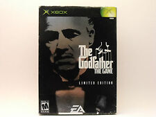 The Godfather The Game Limited Edition (Microsoft Xbox, 2006)