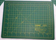 Self Healing Double sided Rotary Knife Cutting Mat A4 (9″x12″) One Piece