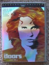"""THE DOORS"" DVD BY OLIVER STONE SPECIAL EDITION 2000 JIM MORRISON"