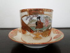 Antique/Vintage NIPPON  DOW SIE COT URE CUP AND SAUCER