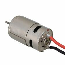 High Speed RC 1:10 Model Car RS390 Brushed Electric Engine Motor With Fan