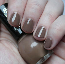 5 x NEW MISS SPORTY UP TO 10 DAYS LASTING COLOUR NAIL POLISH VARNISH #520 BROWN