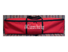 "RC Boat Bag (NEW)  58""L RED Made in USA Extreme Boats"