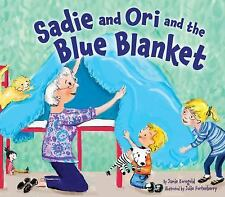 Sadie and Ori and the Blue Blanket (Passover)-ExLibrary