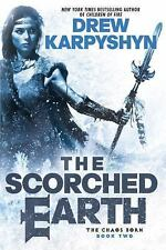 The Scorched Earth (The Chaos Born)-ExLibrary