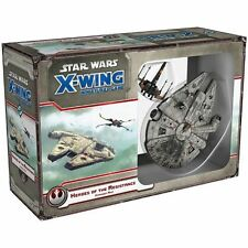 Star Wars X-Wing Miniatures Expansion HEROES OF RESISTANCE NEW SEALED