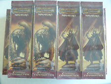 Dungeon and Dragon miniatures Harbinger Booster (unopened) Good for Pathfinder