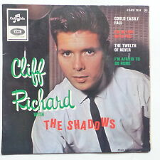 CLIFF RICHARD with THE SHADOWS Could easily fall ESRF 1634 Pochette seule