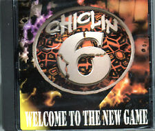 "DJ CHICLIN 6 - EDDIE DEE - ""WELCOME TO THE NEW GAME""-CD"