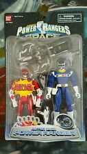Power Rangers in Space Astro Blue New bonus Mighty Morphin special RED SEALED