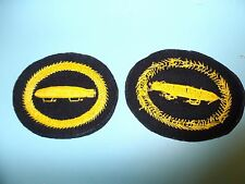 b4534 WW1 German Army Aviation Air Ship Luft Shif Zeppelin Qualification wreath