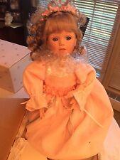 Spring Promise Porcelain Doll, in box Ashton Drake Galleries