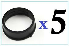 5 PCS New Nikon S2600 S3100 S4100 S4150 S4500 Lens Barrel Gears Tube Ring Black