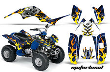 Yamaha Raptor 80 AMR Racing Graphics Sticker 02-08 Kit Quad ATV Decals MOTOHEAD
