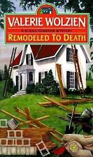Susan Henshaw Mystery: Remodeled to Death No. 9 by Valerie Wolzien (1995,...