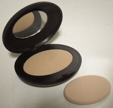 Laura Geller LIGHT Baked Elements Oval Foundation w/Sponge Full Size No Box $41
