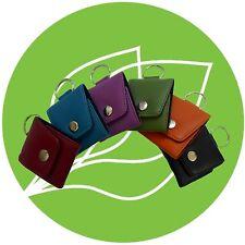 Taschenapotheke  LEER als Schlüsselanhänger für 5 Mittel schwarz PZN 08014792