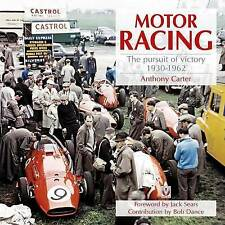 Motor Racing, Anthony Carter