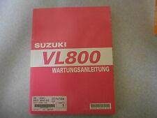 Werkstatthandbuch  Suzuki VL 800 / C 800 Boulevard K1-K5 TK5-TK6 (2001-2006)