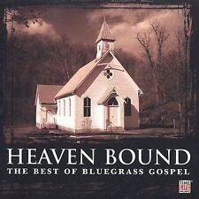Various Artists Heaven Bound: Best of Bluegrass Gospel CD