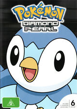 Pokemon: Diamond and Pearl - Season 10  - DVD - NEW Region 4