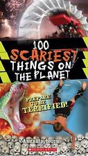 100 Scariest Things on the Planet (100 Most...), Claybourne, Anna, Good Book