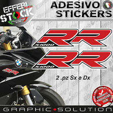 Adesivi/Stickers compatibili BMW S 1000 RR 08-16 HP4 MOTORRAD logo TOP QUALITY !