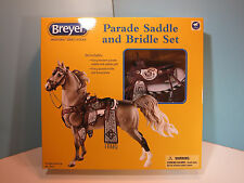 BREYER TRADITIONAL-Parade Saddle & Bridle Set-New In Box