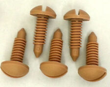 1982 - 1992 TRANS AM CAMARO LARGE PLASTIC INTERIOR TRIM SCREWS CARGO AREA TAN